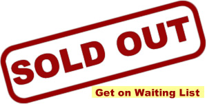 SOLD OUT: Get on Waiting List